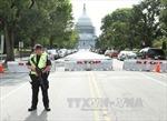 Mỹ phong tỏa trụ sở Quốc hội vì sợ xả súng