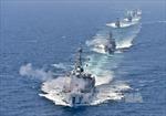 Trung Quốc tuyên bố tập trận sau phán quyết của PCA