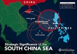 """Tại sao Mỹ """"sợ"""" Trung Quốc cải tạo Scarborough ở Biển Đông?"""