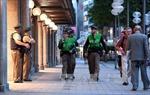 Cảnh sát lục soát nơi ở của thủ phạm xả súng ở Đức
