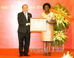 Thủ tướng trao Huân chương Hữu nghị tặng Phó Chủ tịch WB