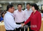 Chủ tịch Quốc hội tiếp xúc cử tri Cái Răng, Phong Điền