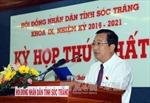 Trao quyết định chuẩn y Phó Bí thư Tỉnh ủy Sóc Trăng