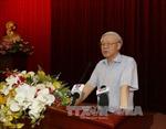 Hội nghị gặp mặt cán bộ cấp cao nghỉ hưu khu vực phía Nam