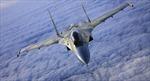 Su-35 thực sự là ông vua làm chủ bầu trời
