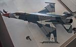 Tiêm kích F-16 Mỹ được sơn lại mô phỏng Su-35 Nga
