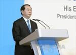 Bài phát biểu của Chủ tịch nước Trần Đại Quang tại Đối thoại Singapore
