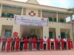 Ngân hàng NongHyup tài trợ xây trường học, nhà văn hoá ở Thái Nguyên