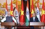 Tuyên bố chung Việt Nam -Ấn Độ