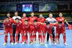 Tuyển Futsal Việt Nam tự tin trước trận gặp Paraguay