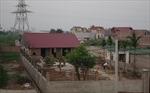 Làm rõ vi phạm đất đai tại Đông Anh, Hà Nội