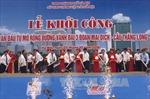 Khởi công mở rộng đường vành đai 3 đoạn Mai Dịch-cầu Thăng Long