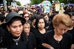 Thái Lan thiếu áo đen vì quốc tang Vua Bhumibol