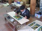 Tìm lại hồn xưa dòng tranh dân gian Việt Nam