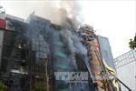 Thủ tướng chỉ đạo làm rõ nguyên nhân vụ cháy trên đường Trần Thái Tông
