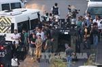 Thổ Nhĩ Kỳ bắt giữ hàng loạt nghị sĩ người Kurd