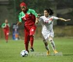U19 nữ Việt Nam giành vé dự VCK U19 nữ châu Á 2017