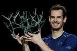 Murray vô địch Paris Masters