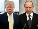Tổng thống Nga sẽ gặp ông Trump vào đầu năm 2017