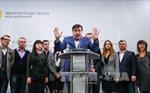 Cựu Tổng thống Gruzia thành lập chính đảng mới ở Ukraine