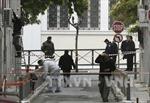 """Nhóm tay súng Hy Lạp nạt nộ """"phá tiệc"""" của ông Obama"""