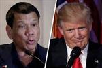 """Tổng thống Philippines coi bản thân chỉ là """"phân tử"""" so với ông Trump"""