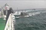 Hàn Quốc nã gần 100 phát đạn đuổi tàu cá Trung Quốc