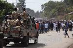 Sau khi ban bố tình trạng khẩn cấp, Ethiopia bắt giữ hơn 11.000 người