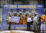 Danang Dragons bất ngờ vô địch VBA
