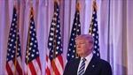 Ông Trump từ chối mức lương Tổng thống cao ngất