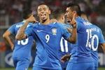 Brazil chạm một tay vào vé dự World Cup 2018