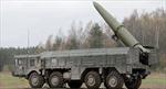 Lực lượng tên lửa Nga sẽ được trang bị đầy đủ Iskander-M