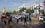 Không khí bóng đá vẫn chưa về Yangon