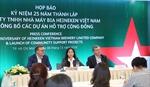 HEINEKEN Việt Nam Kỷ niệm 25 năm thành lập