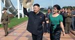 Vợ ông Kim Jong-un vừa bí mật sinh con trai?