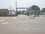 Mưa tiếp tục tăng, ngập lụt sâu, diện rộng nghiêm trọng vẫn tiếp diễn