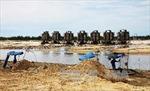 Tại sao chưa thực hiện được đấu giá quyền khai thác khoáng sản?