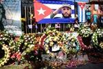 Cuba ra luật về sử dụng tên và hình ảnh lãnh tụ Fidel Castro
