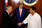Về tin đồn Mỹ âm mưu lật đổ Tổng thống Philippines
