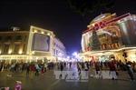 Trên 200.000 lượt du khách đến Hà Nội dịp Tết dương lịch