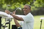 Ông Obama có thể bị CLB golf từ chối vì chính sách Israel