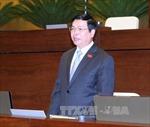 Nghị quyết về xử lý kỷ luật đối với ông Vũ Huy Hoàng: Sự cảnh tỉnh nghiêm khắc