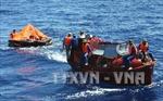 14 du khách may mắn thoát chết sau khi rơi xuống biển Kiên Giang