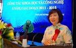 Cổ phần của bà Hồ Thị Kim Thoa tại Điện Quang có từ trước khi làm Thứ trưởng