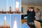 Tên lửa Triều Tiên có tầm bắn hơn 2.000 km