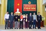Bầu bổ sung Phó Chủ tịch tỉnh Kon Tum