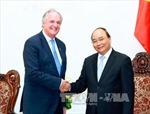 Thủ tướng Nguyễn Xuân Phúc tiếp Tập đoàn Unilever