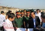 Mở rộng bãi đỗ và đường lăn cho sân bay Tân Sơn Nhất từ gần 20ha đất Quốc phòng