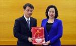 Bổ nhiệm ông Trần Đình Cảnh làm Phó trưởng Ban Tổ chức Thành ủy Hà Nội