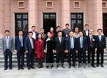 Chủ tịch Quốc hội thăm Học viện Chính trị Quốc gia Hồ Chí Minh